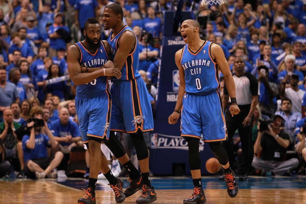 OKC: The Dynasty That Never Was