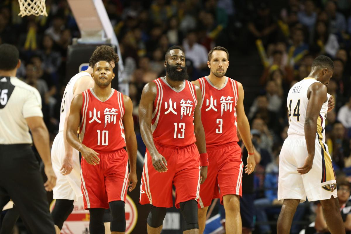 Houston Rockets, the Real Threat