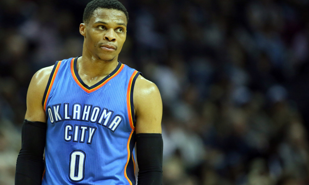 Russell Westbrook Deserves to be MVP