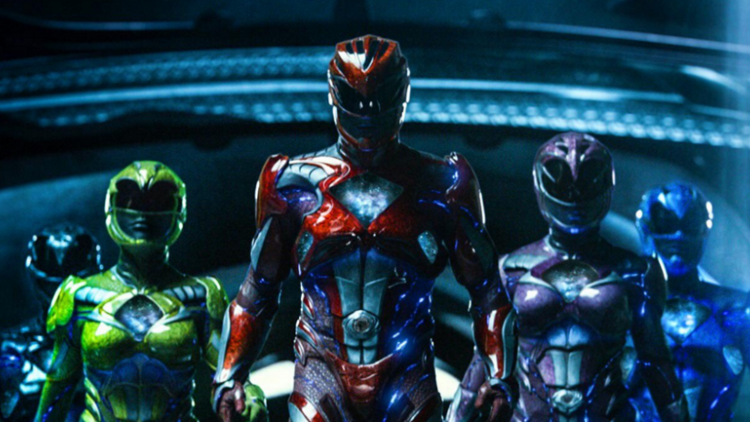 Power Rangers: Initial Thoughts