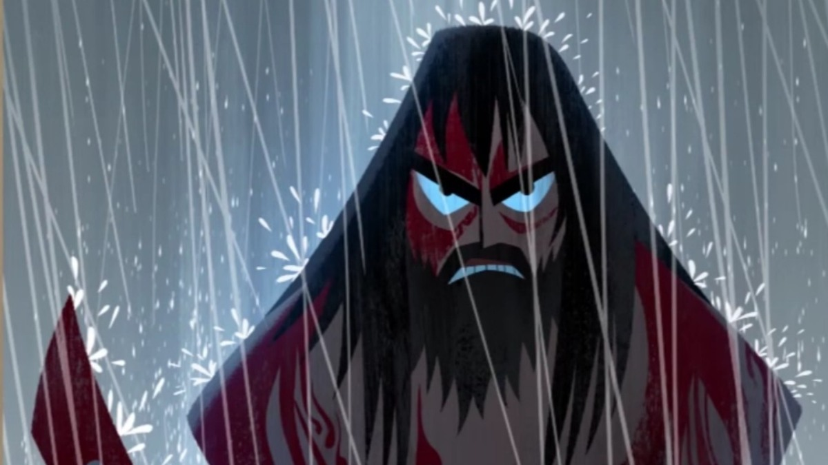 Samurai Jack is back!