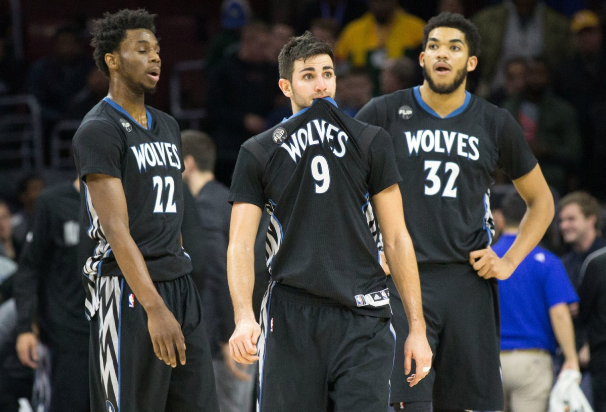 What are the Minnesota Timberwolves missing?