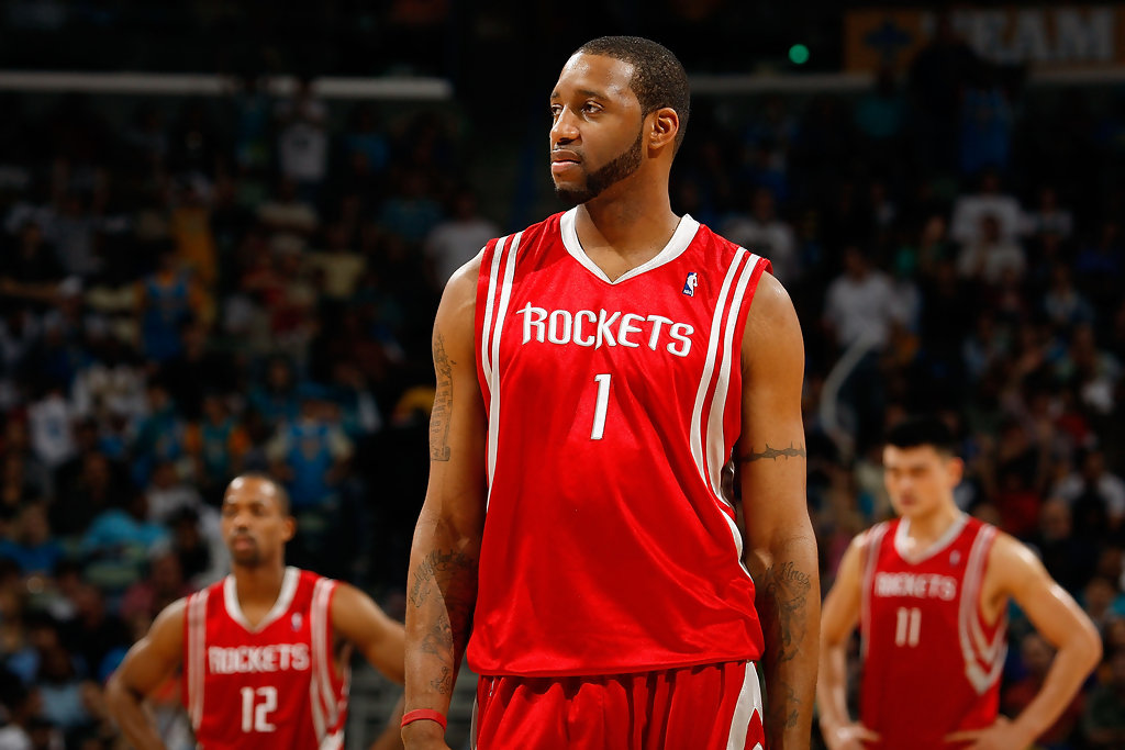 Tracy McGrady's Road to Stature