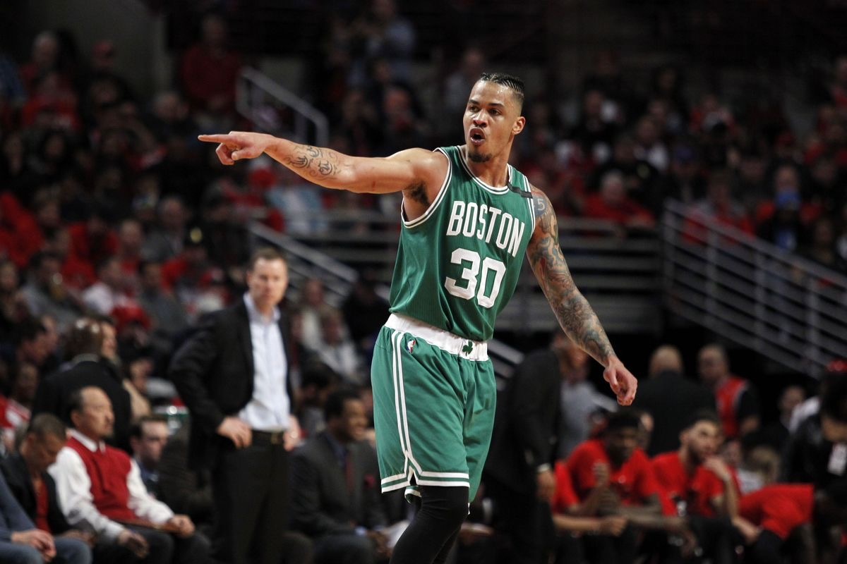 Halftime Hot Take: Gerald Green!