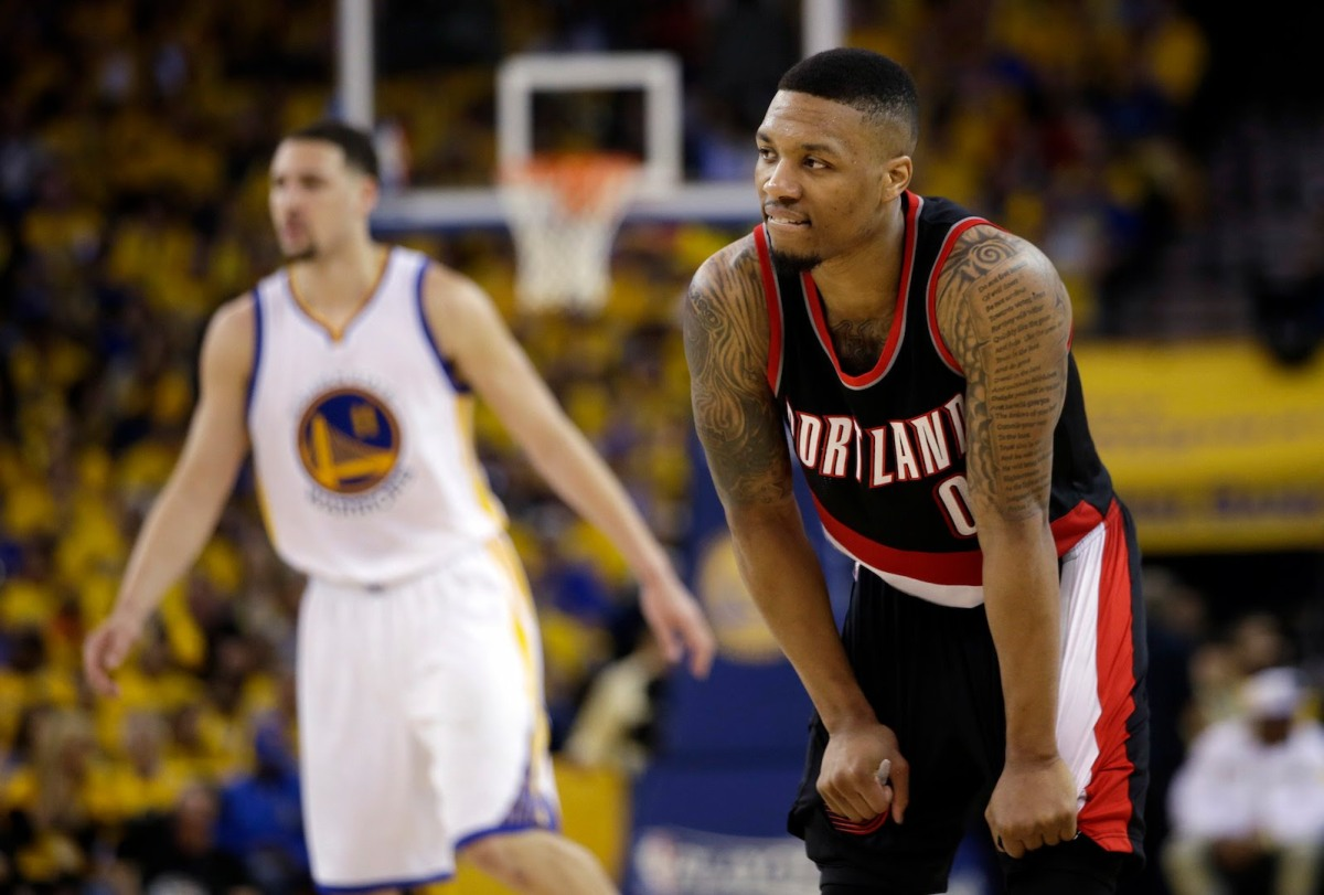 Takeaways from Warriors/Blazers Game 1