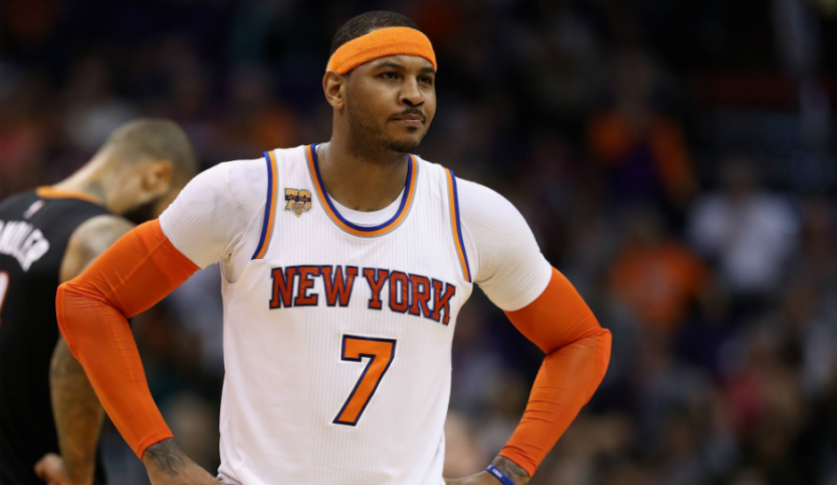 Carmelo, Option for the Lakers?
