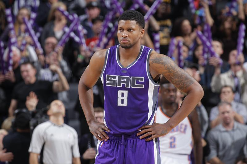 Tales from Free Agency: Rudy Gay