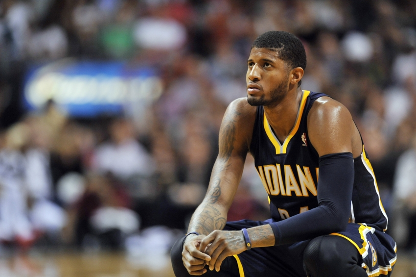 Paul George: the End of an Era