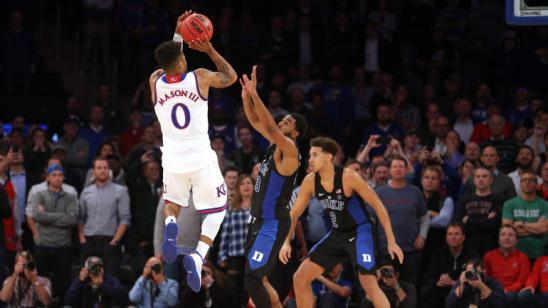 NCAA Basketball: Champions Classic-Duke vs Kansas