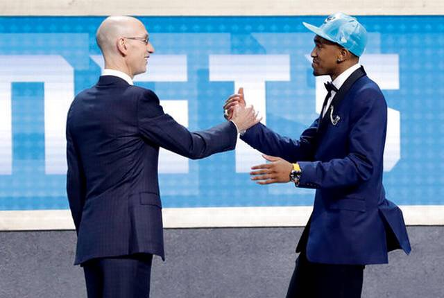 A City Abuzz: the Hornets 2017Draftees