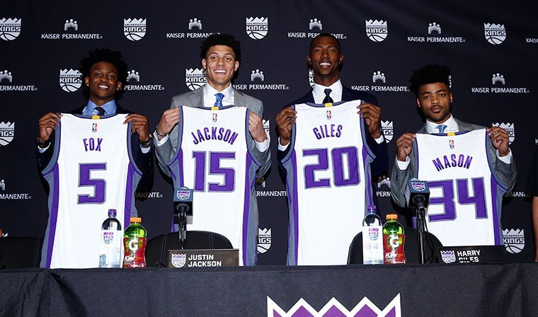Kings of the Draft: Sacramento Stole the Night